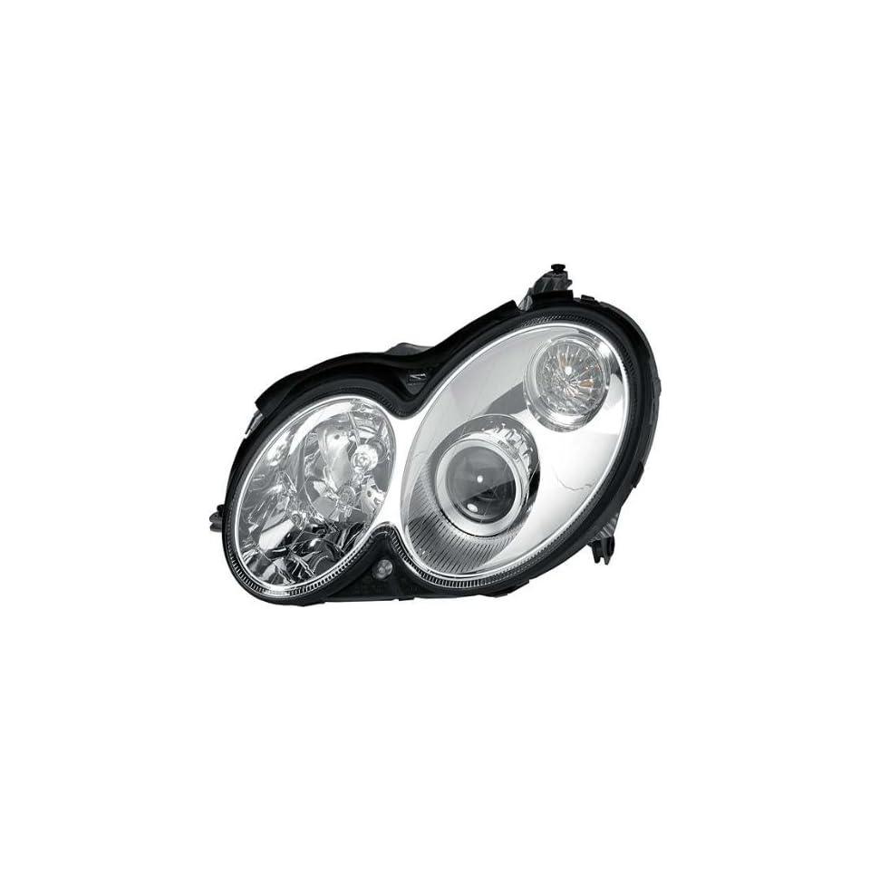 HELLA H11988051 Mercedes Benz CLK Class C209 Driver Side Headlight Assembly