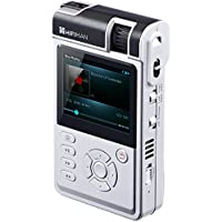 HIFIMAN HM650 High Fidelity Portable Music Player with Power II Amp Card