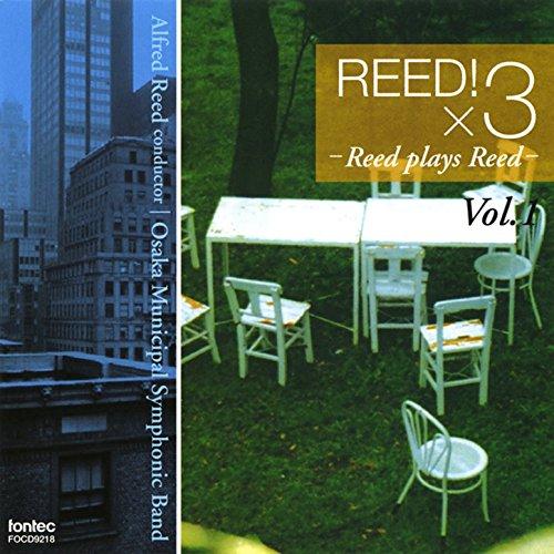 Municipal Band - Reed!×3 Vol. 1 (Digital Version)
