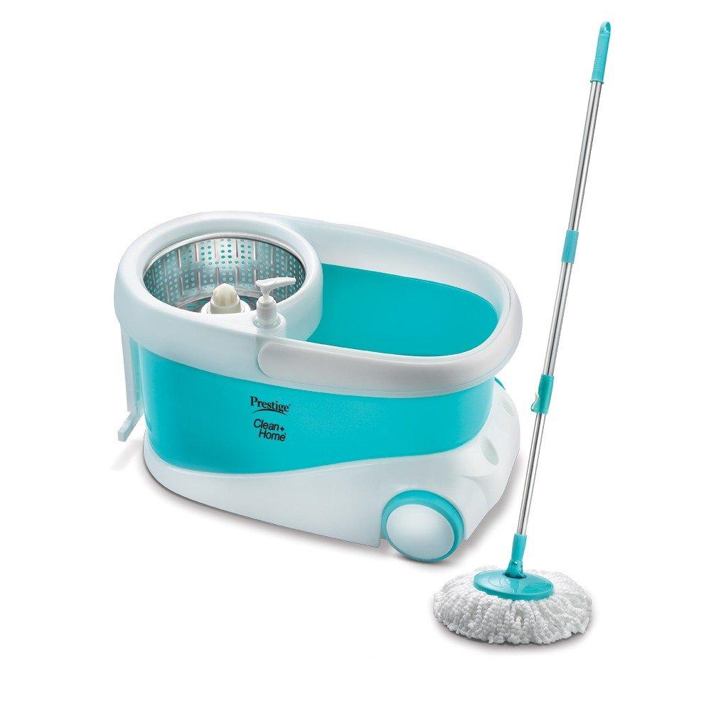 Prestige Clean Home PSB 10 Plastic Magic Mop (Blue) product image