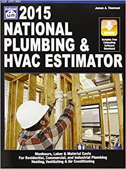 national plumbing hvac estimator 2015 national plumbing and hvac estimator - Hvac Estimator