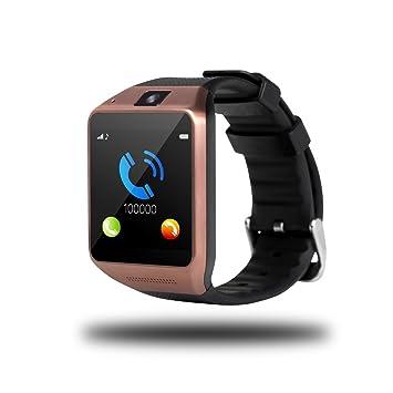 Dohaooe Smart Watch GV08 Reloj Inteligente 1.54 Pulgadas con ...