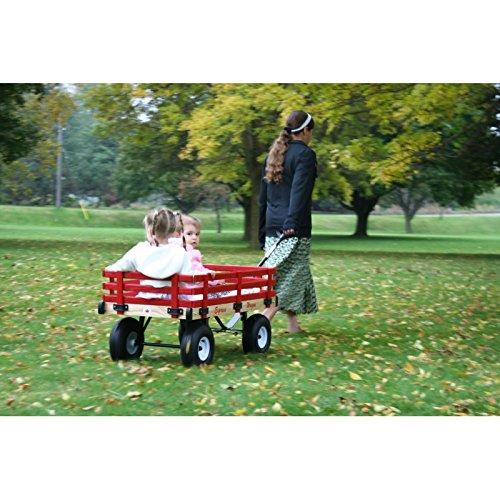 Millside Millside Millside Express Wagon SFW Trolley  Red debaf4