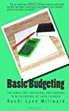 Basic Budgeting, Randi Lynn Millward, 0982733402