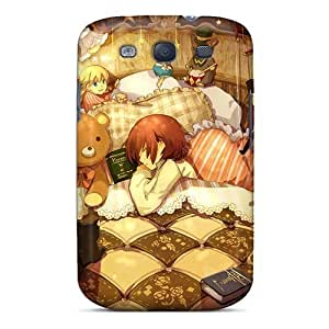 Fashionable Style Skin For SamSung Galaxy S4 Case Cover - Sleeping With My Buddies