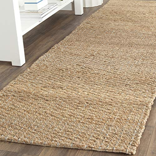 Safavieh Natural Fiber Collection NF452A Natural Sisal Runner 2 6 x 10