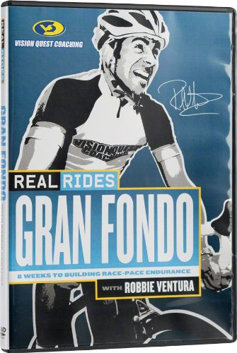 Real Rides Gran Fondo 8 Weeks To Building Race-Pace Endurance with Robbie Ventura (Cycleops Race)