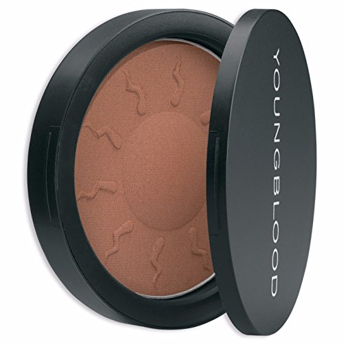 Youngblood Mineral Cosmetics Natural Radiance Bronzer/Highlighter – Sunshine – 9.5 g/0.33 oz