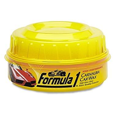 Formula 1 615026 Carnauba Paste Wax (230 g) 5