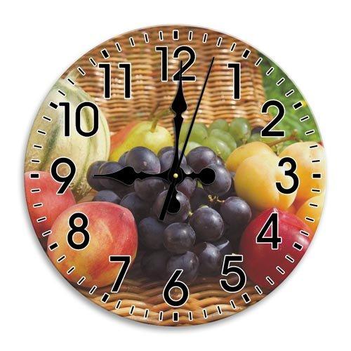 Fruit Clock - 5