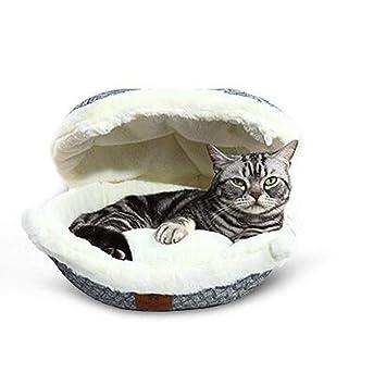 Black Manba Gato Cama Cat Sofá Suave Gato Litera Princesa Perro Gato Gatito Cachorro Mascota Cama