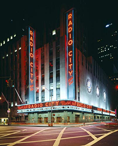 Hall Radio Photos Music City - New York, NY - Photo - Radio City Music Hall, New York, New York- Carol Highsmith
