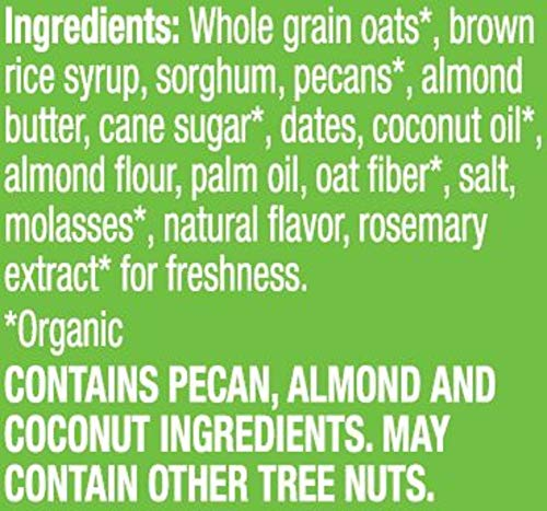 Kashi, Chewy Nut Butter Bars, Salted Caramel Pecan, Gluten Free, Non-GMO Project Verified, 6.15 oz (5 Count)(Pack of 8) by Kashi (Image #2)