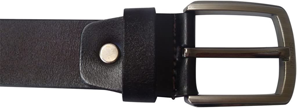 Genuine Leather Belt in Gift Box Streeze 34mm Mens Real Leather Belt
