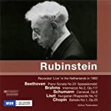 Rubinstein: Recorded Live in the Netherlands in 1963