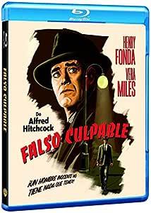Falso Culpable Blu-Ray [Blu-ray]
