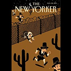 The New Yorker, November 28th 2011 (Mattathias Schwartz, Raffi Khatchadourian, David Remnick)