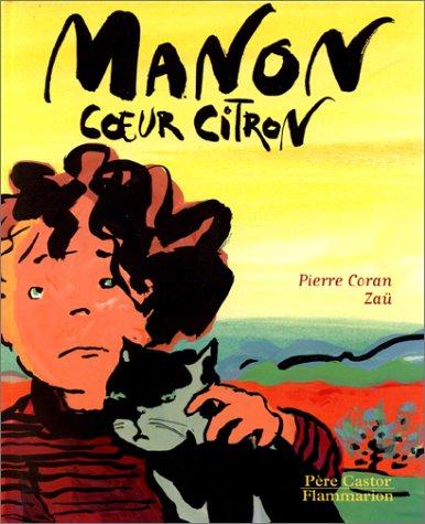 M diath que de saint hilaire de riez nouveaut s albums manon coeur citron - Mediatheque saint hilaire de riez ...