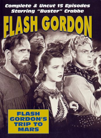 - Flash Gordon's Trip to Mars