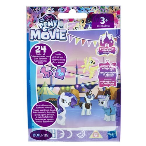 Case of 24 My Little Pony Movie Blind Bag Figures Wave 24