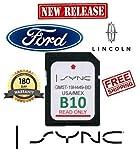 Ford Lincoln B10 SYNC SD Card Navigation 2019 US/Mexico Map Updates B9 B8