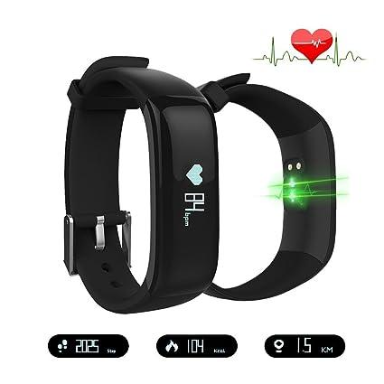 Amazon.com: Smart de banda watchband SmartBand pulsera reloj ...