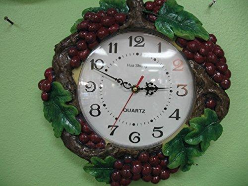 Grape Clock - 6