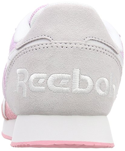 Rosa Donna Royal Squad Reebok Sneaker Jogger Pink White Classic 2 Quartz Moonglow 7WRSq