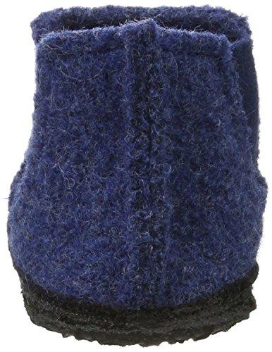 Hütten 0004 Chaussons Kitz Mixte Adulte Pichler Chelsea Montants Bleu jeansblau wqxzx5ZnUt