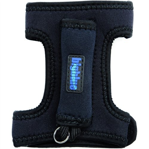 Big Blue Neoprene Goodman Style Glove with Adjustable Velcro Straps for AL and CF Mini Series Lights