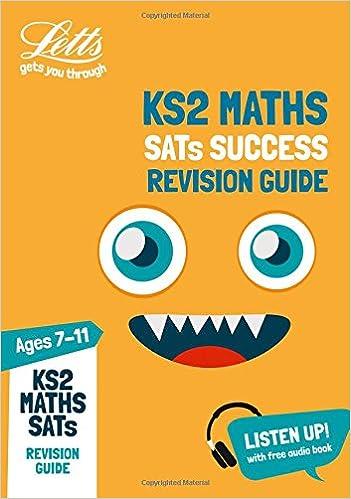 Ks2 Maths Sats Revision Guide 2019 Tests Letts Ks2 Sats Success