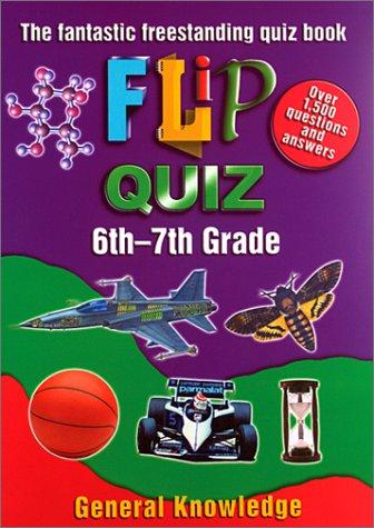 Flip Quiz 6Th-7Th Grade (Flip Quiz Series) ebook