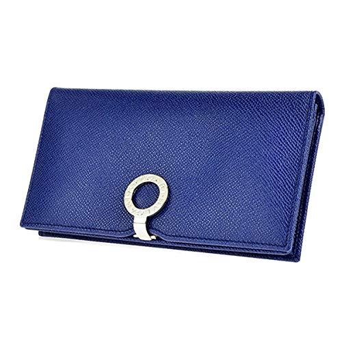 ブルガリ BVLGARI 長財布 メンズ レディース 36321-BLUD 財布小物 財布 短財布 mirai1-561028-ak [並行輸入品] [簡易パッケージ品] B07G8FHGQQ