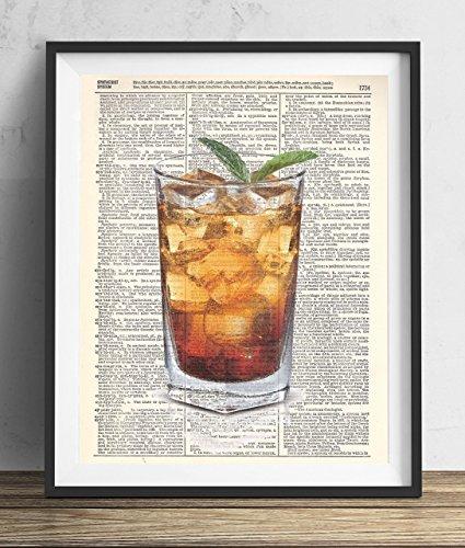cocktail-man-cave-vintage-dictionary-art-print-8x10