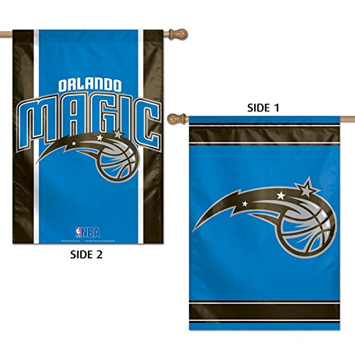 Wincraft NBA Orlando Magic 2 Sided Vertical Flag, 28 x 40