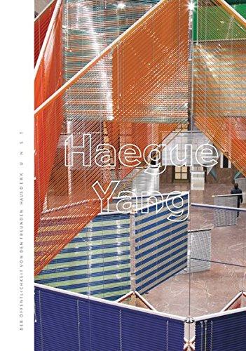 Download Haegue Yang (Der Offentlichkeit-von Den Fueunden Haus Der Kunst) pdf