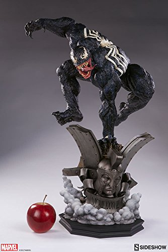 Sideshow Marvel Collectibles Spider-Man Venom Premium Format Figure Statue