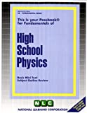 High School Physics, Jack Rudman, 0837374308