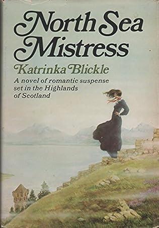 book cover of North Sea Mistress
