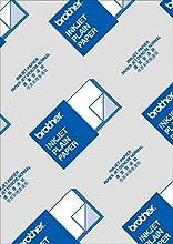 Brother BP60PA - Papel de inyección, A4, liso, 250 hojas