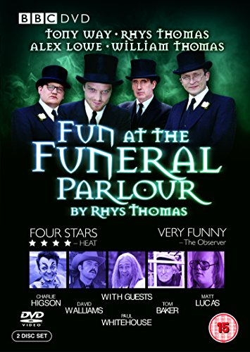 Fun at the Funeral Parlour (Series One & Two) - 2-DVD Set ( Fun at the Funeral Parlour - Series 1 & 2 ) [ NON-USA FORMAT, PAL, Reg.2.4 Import - United Kingdom ]