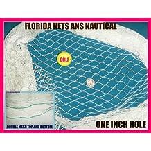 35'x11' Golf Net,impact,backstop, Hockey, Barrier, Sports, La Crosse, Soccer, Cage, Fishing Nets