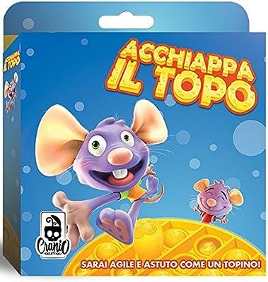 Cranio Creations CC104 - Juego de Mesa, Color Azul: Amazon.es: Juguetes y juegos