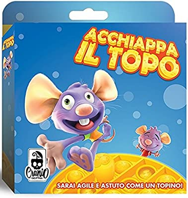 Cranio Creations CC104 - Juego de Mesa, Color Azul: Amazon.es ...