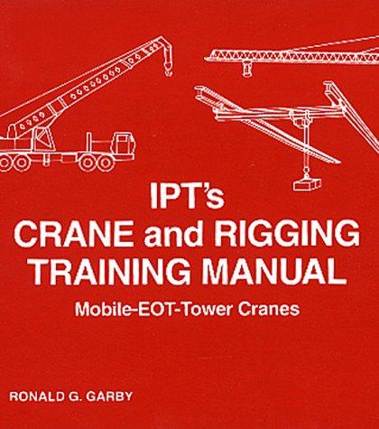 ing Training Manual: Mobile-Eot-Tower Cranes ()