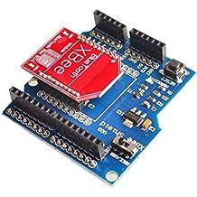 Chironal HC-06 RF Wireless Bluetooth Bee V2.0 Module + Xbee V03 Shield Board