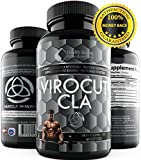 * VIROCUT CLA * Cla For Women – Cla For Men - Cla Safflower Oil For Weight Loss And Belly Fat - Cla Safflower Oil - Cla 1250 - Cla 3000 - Cla Supplements – Cla Pills – CLA For Bodybuilding