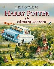 Harry Potter 2. Harry Potter y la cámara secreta (Edición ilustrada)