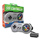 "CirKa ""S91"" Premium Controller for SNES (Super Famicom)"