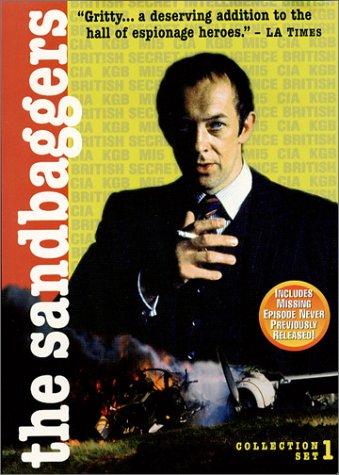 The Sandbaggers Collection Set - Spy Burnside